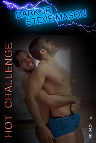 Dark JR/Steve Mason Hot Challenge