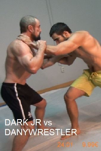 Dark JR vs Danywrestler