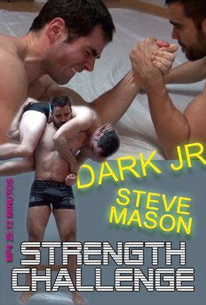 Dark JR vs Steve Mason Hot Challenge