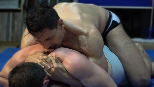 The first class of Submission wrestling (2)