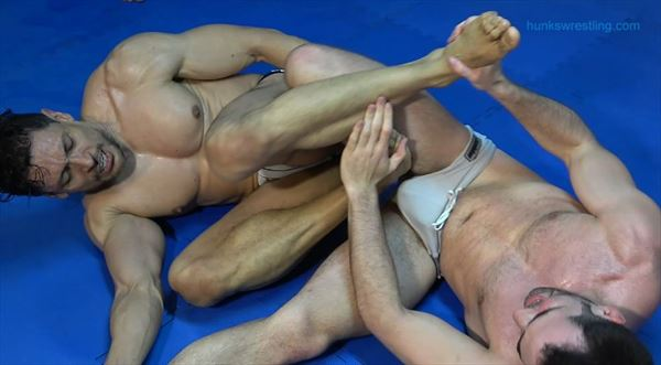 The first class of Submission wrestling (4)
