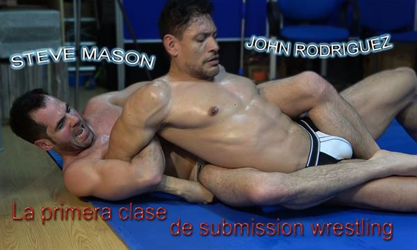 The first class of Submission wrestling